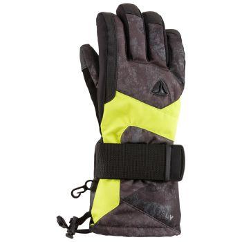 Firefly NEW VOLKER JRS, otroške rokavice, črna