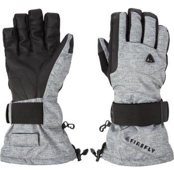 Firefly NEW VOLKER UX, moške rokavice, siva
