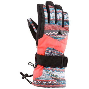 Firefly NEW VOLKER UX, moške rokavice, rdeča