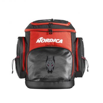 Nordica DOBERMANN RACE XL JR GEAR PACK, torba za smučarske čevlje, črna