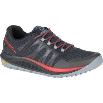 Merrell NOVA GTX, pohodni čevlji, črna