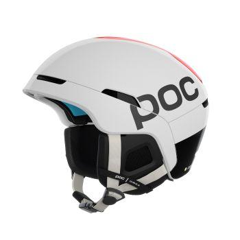 Poc OBEX BC SPIN, smučarska čelada, bela