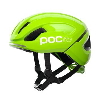 Poc POCITO OMNE SPIN, otroška kolesarska čelada, zelena