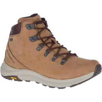 Merrell ONTARIO MID WP, moški čevlji, rjava