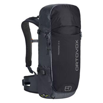 Ortovox TRAVERSE 28 S 2.0, pohodniški nahrbtnik, črna