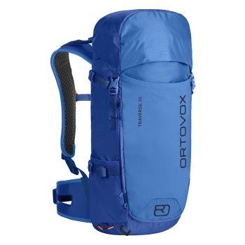 Ortovox TRAVERSE 30 2.0, pohodniški nahrbtnik, modra