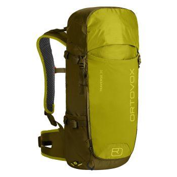 Ortovox TRAVERSE 30 2.0, pohodniški nahrbtnik, zelena