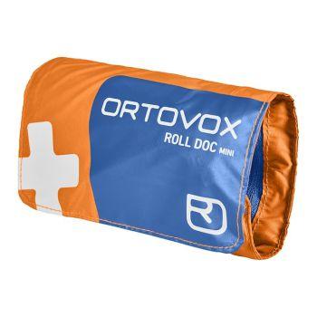 Ortovox FIRST AID ROLL DOC MINI, prva pomoč, oranžna