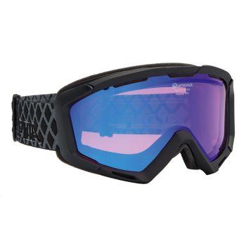 Alpina PANOMA QM, smučarska očala, črna