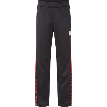 Energetics PASCAL IV JRS, hlače trenirka o.fit, črna