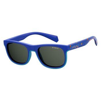 Polaroid PLD 8035/S, otroška očala, modra