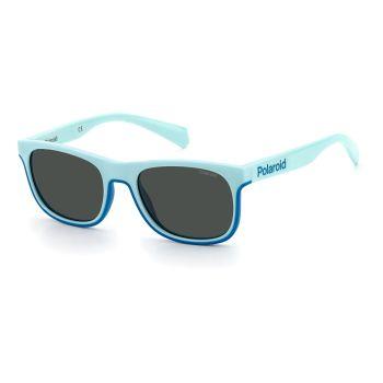 Polaroid PLD 8041/S, otroška očala, modra