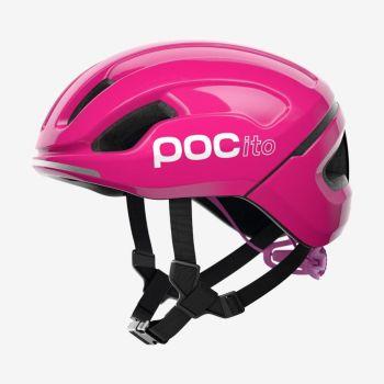 Poc POCITO OMNE SPIN, otroška kolesarska čelada, roza