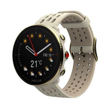 Polar VANTAGE M2, večnamenska ura, zlata