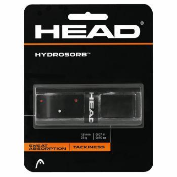 Head HYDROSORB GRIP, tenis grip, črna
