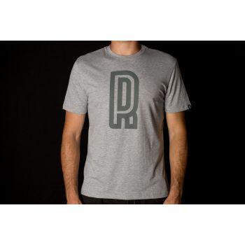 Primož Roglič PR, moška majica, siva