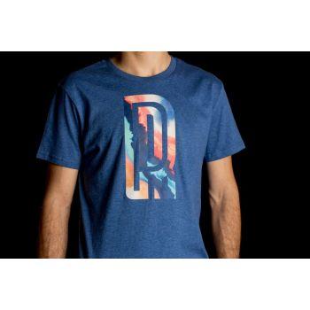 Primož Roglič WAVE, moška majica, modra