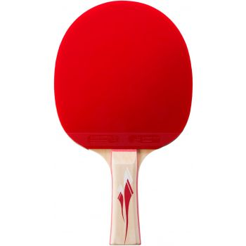 Tecnopro PRO 5000, lopar namizni tenis, rdeča