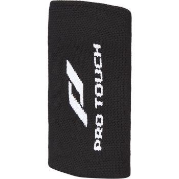 Pro Touch WRISTBAND, teniški znojnik, črna