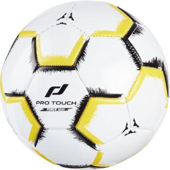 Pro Touch FORCE MINI, nogometna žoga mini, bela