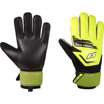 Pro Touch FORCE 300 AG, moške nogometne rokavice, črna