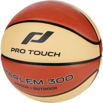 Pro Touch HARLEM 300, košarkarska žoga, rjava