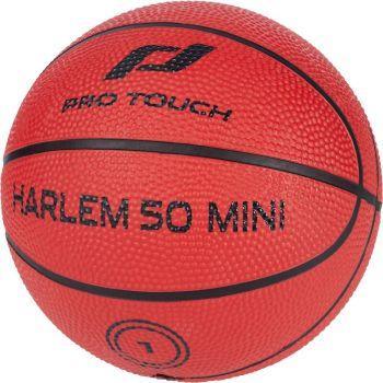 Pro Touch HARLEM 50 MINI, žoga mini, rdeča