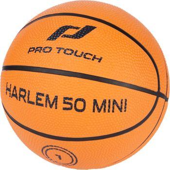 Pro Touch HARLEM 50 MINI, žoga mini, oranžna