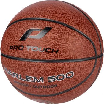 Pro Touch HARLEM 500, košarkarska žoga, rjava