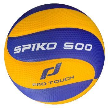 Pro Touch SPIKO 500, odbojkarska žoga, rumena
