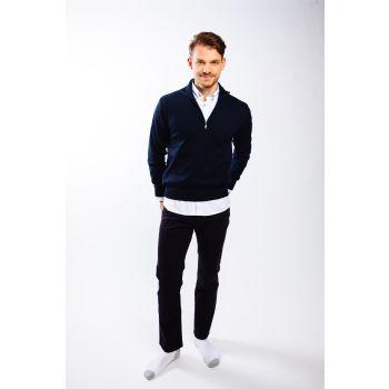 NES DAMJAN, moški pulover, modra