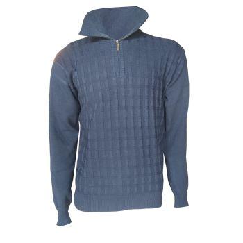 NES JAN, pulover m., modra