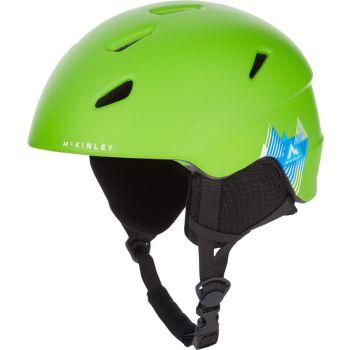 McKinley PULSE JR HS-016, otroška smučarska čelada, zelena