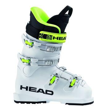 Head RAPTOR 60, otroški smučarski čevlji, bela