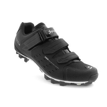 Spiuk ROCCA, moški kolesarski čevlji, črna