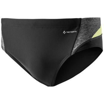 Tecnopro ROMEY UX, moške plavalne hlače, črna