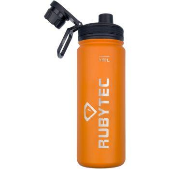 Rubytec SHIRA COOL 0,55L, steklenica alu, oranžna