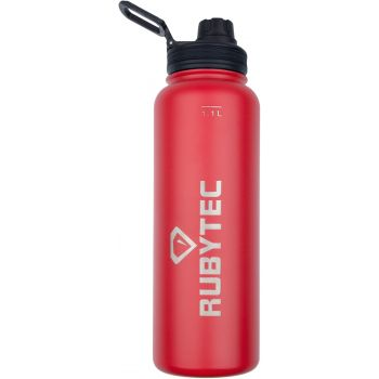 Rubytec SHIRA COOL 1,1L, steklenica termo, rdeča