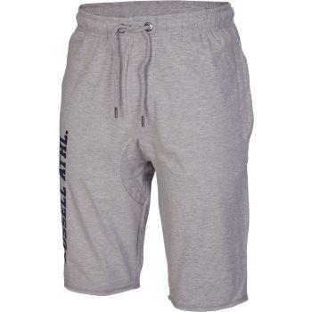 Russell Athletic DELBOY SHORTS, moške hlače, siva