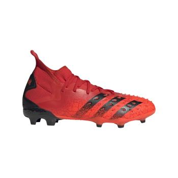 adidas PREDATOR FREAK .2 FG, moški nogometni čevlji, rdeča