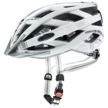 Uvex CITY I-VO, kolesarska čelada, bela