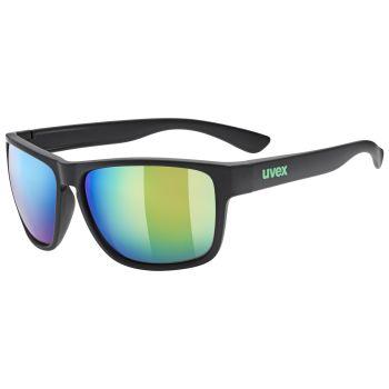 Uvex LGL 36 CV, očala, črna