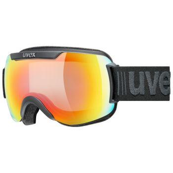Uvex DOWNHILL 2000 V, smučarska očala, črna