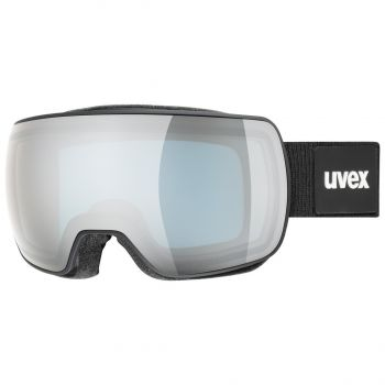 Uvex COMPACT FM, smučarska očala, črna