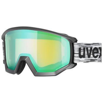 Uvex ATHLETIC FM, smučarska očala, črna