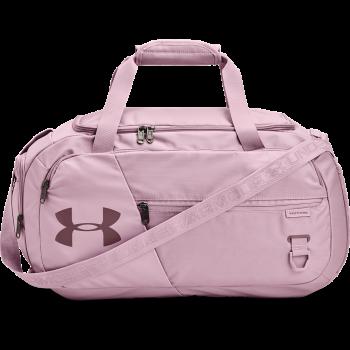 Under Armour UNDENIABLE 4.0 DUFFLE SM, športna torba, roza