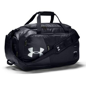 Under Armour UNDENIABLE 4.0 DUFFLE MD, športna torba, črna