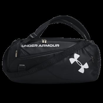 Under Armour CONTAIN DUO SM DUFFLE, športna torba, črna