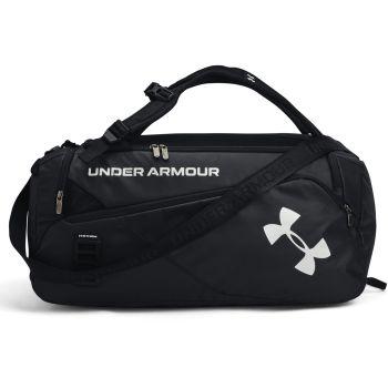 Under Armour CONTAIN DUO MD DUFFLE, športna torba, črna