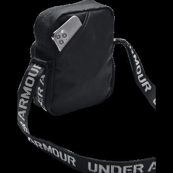 Under Armour LOUDON CROSSBODY, športna torba, črna